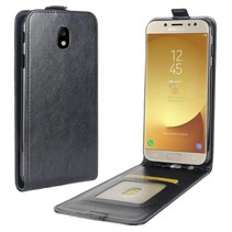 Flipcase Hoesje Samsung Galaxy J5 (2017) - Zwart
