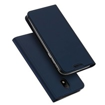 Booktype Hoesje Samsung Galaxy J5 (2017) - Donkerblauw