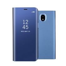 Booktype Hoesje Samsung Galaxy J5 (2017) - Blauw