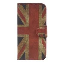 Booktype Hoesje Samsung Galaxy J5 (2017) - Britse Vlag