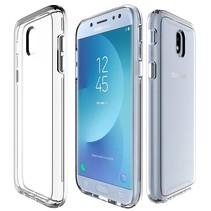 Hybrid Hoesje Samsung Galaxy J5 (2017) - Transparant