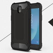 Hybrid Hoesje Samsung Galaxy J5 (2017) - Zwart