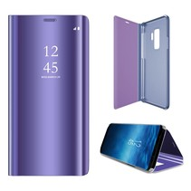 Booktype Hoesje Samsung Galaxy S9 Plus - Paars