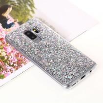TPU Hoesje Samsung Galaxy S9 Plus - Glitter
