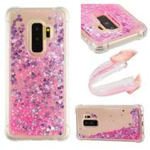 TPU Hoesje Samsung Galaxy S9 Plus - Glitters
