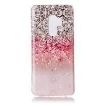 TPU Hoesje Samsung Galaxy S9 Plus - Gliters