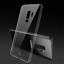 TPU Hoesje Samsung Galaxy S9 Plus - Transparant