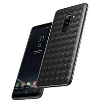 TPU Hoesje Samsung Galaxy S9 Plus - Gevlochten