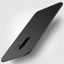 TPU Hoesje Samsung Galaxy S9 Plus - Zwart