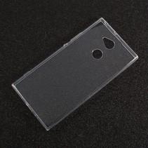 TPU Hoesje Sony Xperia XA2 Ultra - Transparant