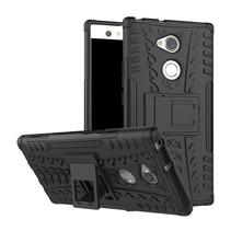Hybrid Hoesje Sony Xperia XA2 Ultra - Zwart