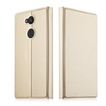 Booktype Hoesje Sony Xperia L2 - Goud