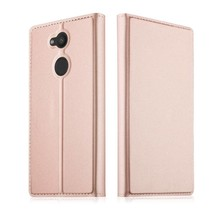 Booktype Hoesje Sony Xperia L2 - Rose Goud
