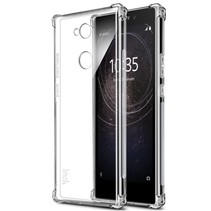 TPU Hoesje Sony Xperia L2 - Transparant