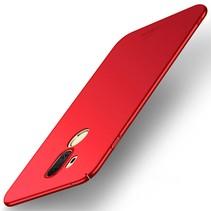 Hardcase Hoesje LG G7 ThinQ - Rood