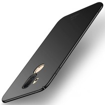 Hardcase Hoesje LG G7 ThinQ - Zwart