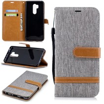 Booktype Hoesje LG G7 ThinQ - Jeans