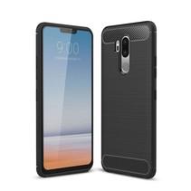 TPU Hoesje LG G7 ThinQ - Zwart