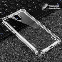 TPU Hoesje Nokia 2 - Transparant