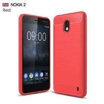 TPU Hoesje Nokia 2 - Rood