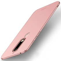 Hardcase Hoesje Nokia 6.1 - Rose Goud