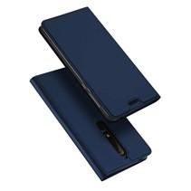 Booktype Hoesje Nokia 6 (2018) - Blauw