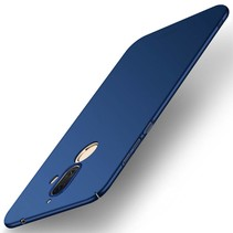 Hardcase Hoesje Nokia 7 Plus - Blauw
