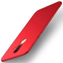 Hardcase Hoesje Nokia 7 Plus - Rood