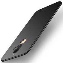 Hardcase Hoesje Nokia 7 Plus - Zwart