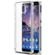 TPU Hoesje Nokia 7 Plus - Transparant