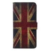 Booktype Hoesje Sony Xperia XZ2 - Britse Vlag