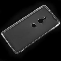 TPU Hoesje Sony Xperia XZ2 - Transparant