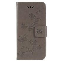 Booktype Hoesje Sony Xperia XZ2 Compact - Grijs