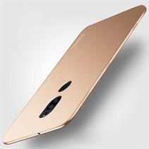 TPU Hoesje Sony Xperia XZ2 Premium - Goud