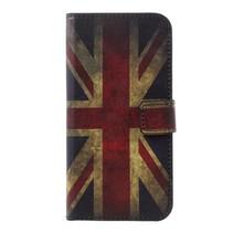 Booktype Hoesje Huawei P10 - Britse Vlag