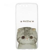 TPU Hoesje Huawei P10 - Meow