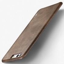 Hardcase Hoesje Huawei P10 Plus - Bruin