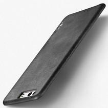 Hardcase Hoesje Huawei P10 Plus - Zwart