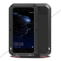 Fullcover Hoesje Huawei P10 Plus - Zwart