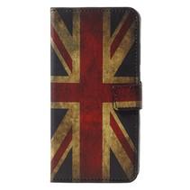 Booktype Hoesje Huawei P20 - Britse Vlag