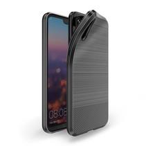 TPU Hoesje Huawei P20 - Zwart