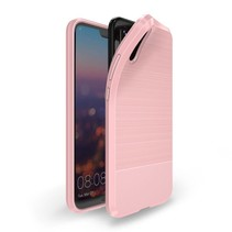 TPU Hoesje Huawei P20 - Roze