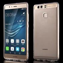 TPU Hoesje Huawei P9 - Transparant