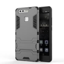 Hybrid Hoesje Huawei P9 - Grijs