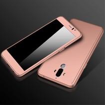 Hardcase Hoesje Huawei Mate 9 - Rose Goud