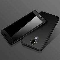 Hardcase Hoesje Huawei Mate 9 - Zwart