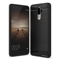 TPU Hoesje Huawei Mate 9 - Zwart