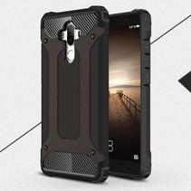 Hybrid Hoesje Huawei Mate 9 - Zwart