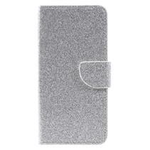 Booktype Hoesje Huawei P10 - Zilver