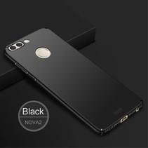Hardcase Hoesje Huawei Nova 2 - Zwart
